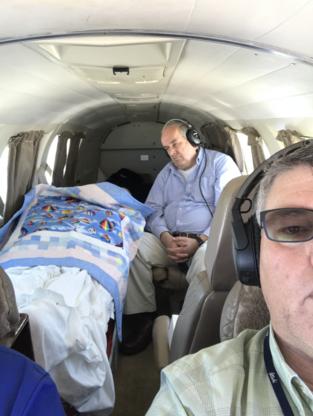 Mercy Flights, Compassion Flights, Christian Pilots